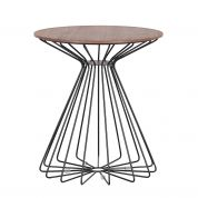 Table d'appoint Wire