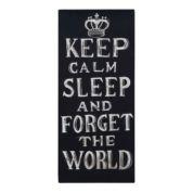 Wandschild Keep Calm