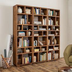 b cherregale und bibliotheken bequem online kaufen home24. Black Bedroom Furniture Sets. Home Design Ideas