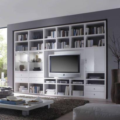 Jetzt bei Home24: Wohnwand von loftscape Home24