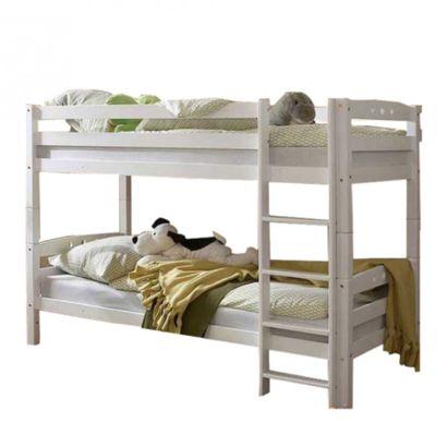 etagenbett lupo ii massivholz buche home24. Black Bedroom Furniture Sets. Home Design Ideas