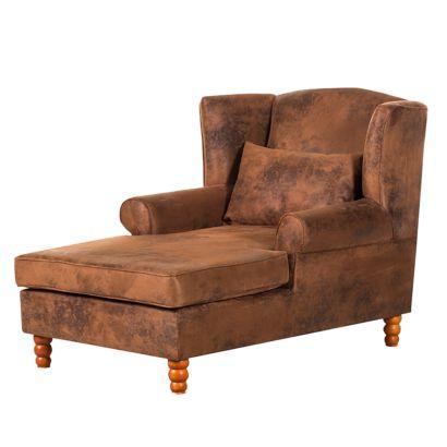 Commander un fauteuil oreilles par furnlab sur home24 - Fauteuil imitation cuir vieilli ...