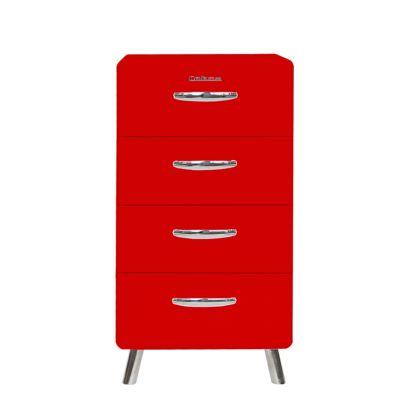 kommode rot das beste aus wohndesign und m bel inspiration. Black Bedroom Furniture Sets. Home Design Ideas