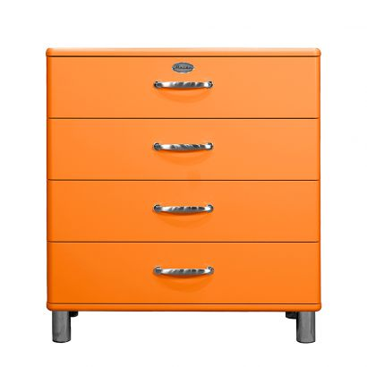 Kommode Malibu II - Orange