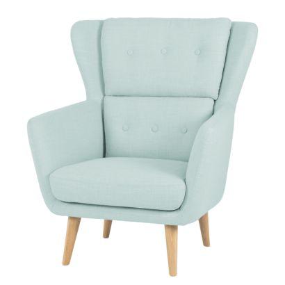 ohrensessel lindom webstoff home24. Black Bedroom Furniture Sets. Home Design Ideas