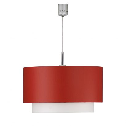 pendelleuchte i metall chintz wei 1 flammig home24. Black Bedroom Furniture Sets. Home Design Ideas