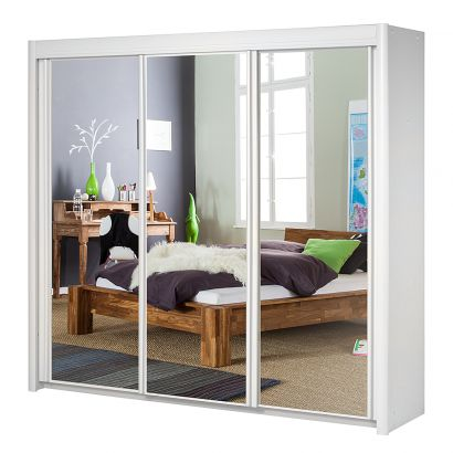 Jetzt bei home24 schwebet renschrank von parisot meubles for Meubles weiss