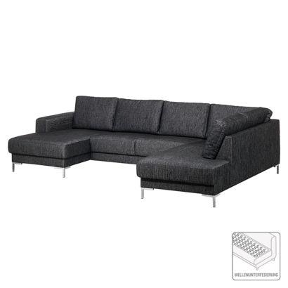 Sofa wohnlandschaft von fredriks bei home24 bestellen home24 for Wohnlandschaft webstoff