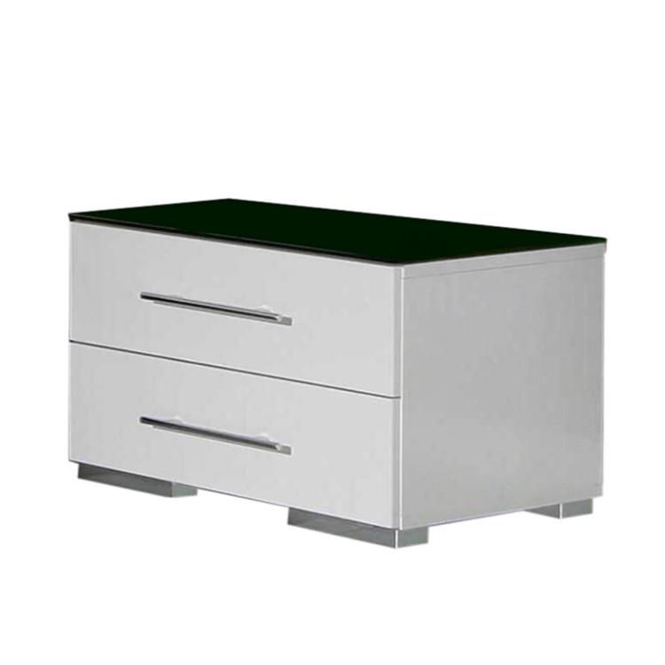 commode de nuit agon. Black Bedroom Furniture Sets. Home Design Ideas
