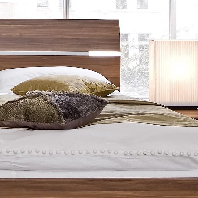arte m kick bett nussbaum beste bildideen zu hause design. Black Bedroom Furniture Sets. Home Design Ideas
