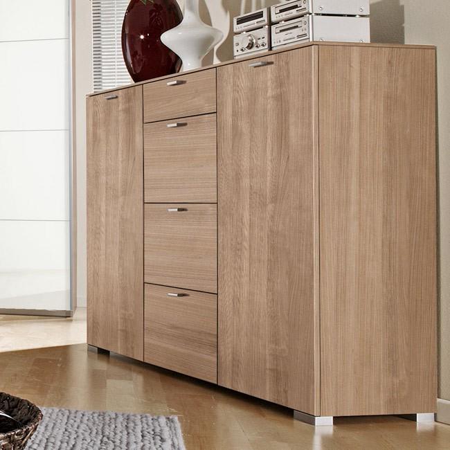 highboard gallery noce dekor kaufen home24. Black Bedroom Furniture Sets. Home Design Ideas