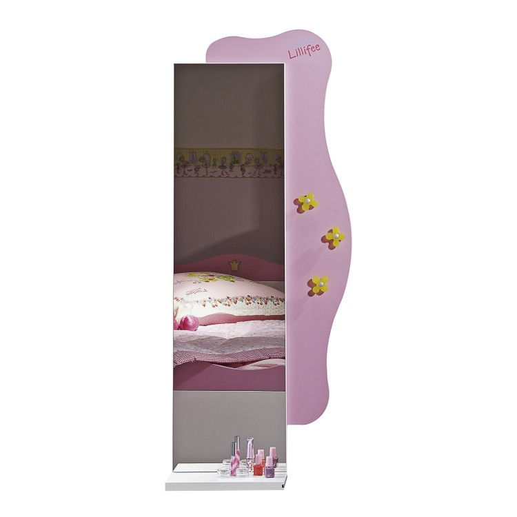 garderobe prinzessin lillifee wei rosa home24. Black Bedroom Furniture Sets. Home Design Ideas