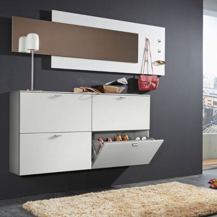 arte m schuhschrank f r ein modernes heim home24. Black Bedroom Furniture Sets. Home Design Ideas
