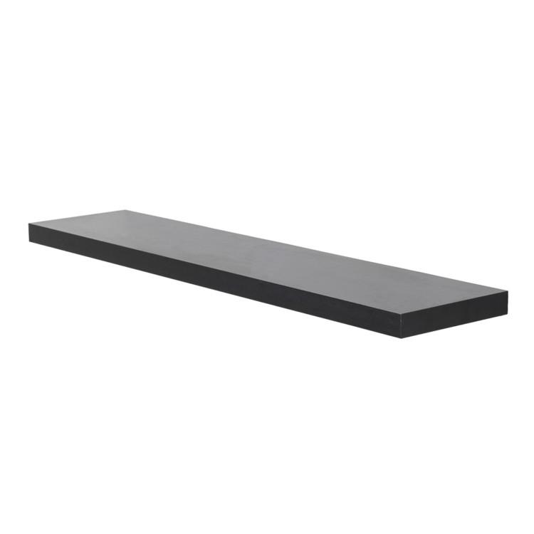 wandregal case schwarz home24. Black Bedroom Furniture Sets. Home Design Ideas