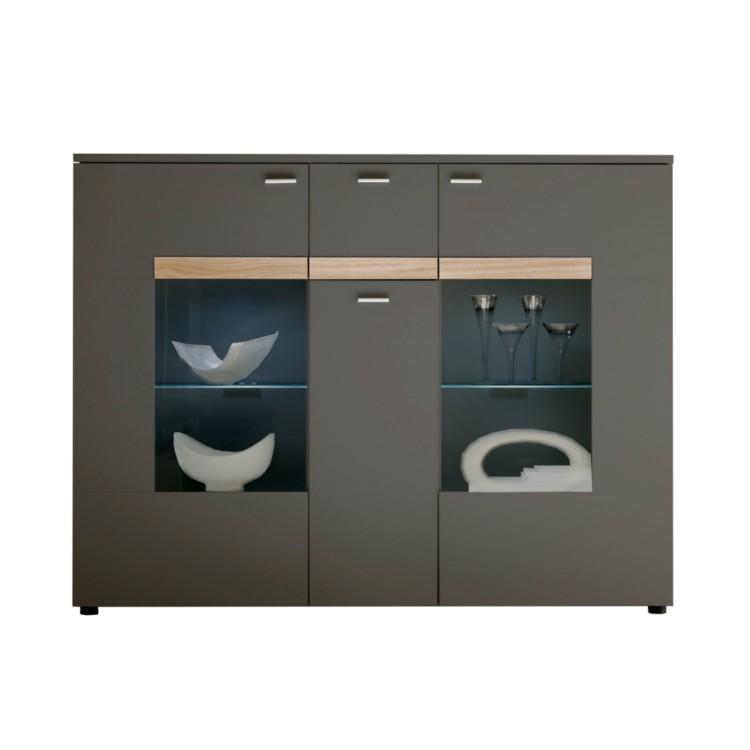 california highboard f r ein modernes zuhause home24. Black Bedroom Furniture Sets. Home Design Ideas