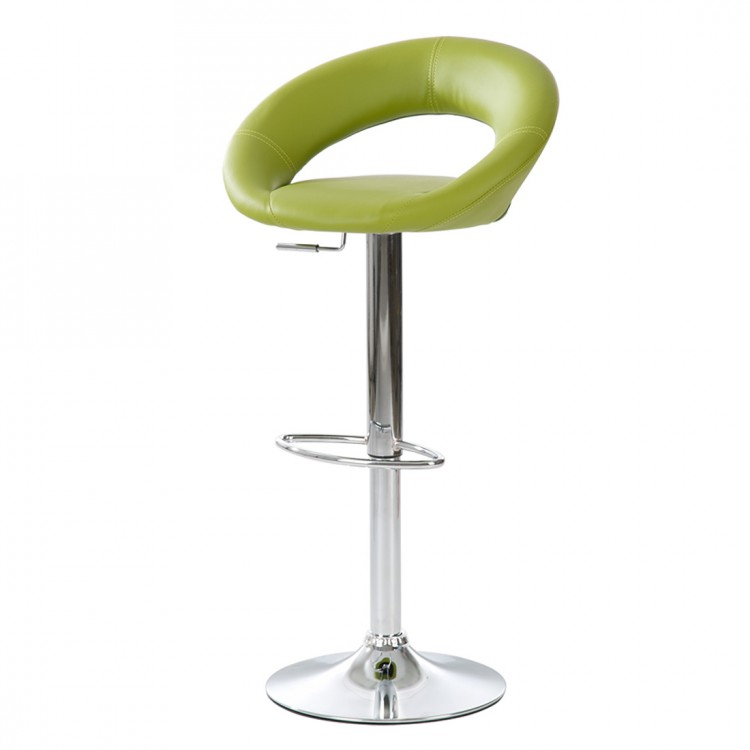 tabouret de bar hemingway vert pomme. Black Bedroom Furniture Sets. Home Design Ideas