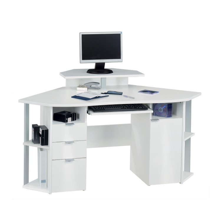 Bureau dangle for Bureau informatique d angle