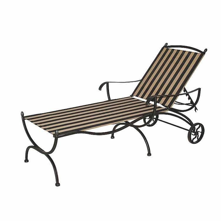 bain de soleil medici fer forg. Black Bedroom Furniture Sets. Home Design Ideas