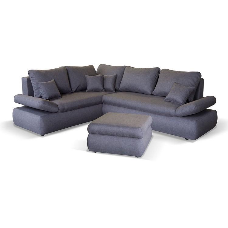 ecksofa paris mit schlaffunktion home24. Black Bedroom Furniture Sets. Home Design Ideas
