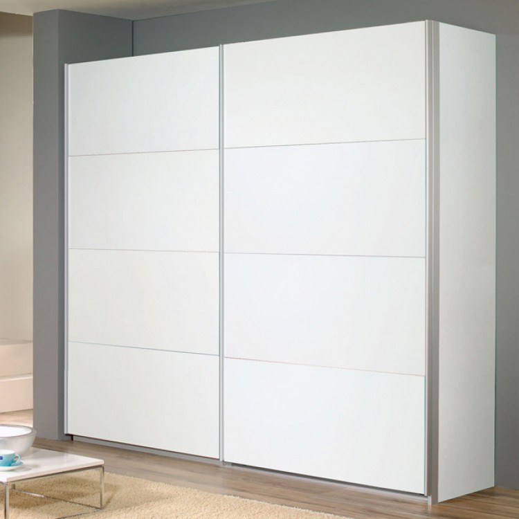 armoire blanche portes coulissantes armoire blanche port coulissant sur enperdresonlapin. Black Bedroom Furniture Sets. Home Design Ideas