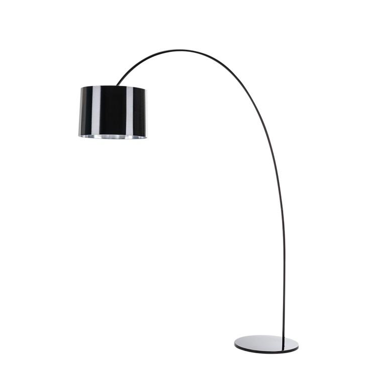 stehleuchte roxx 1 flammig schwarz metall home24. Black Bedroom Furniture Sets. Home Design Ideas