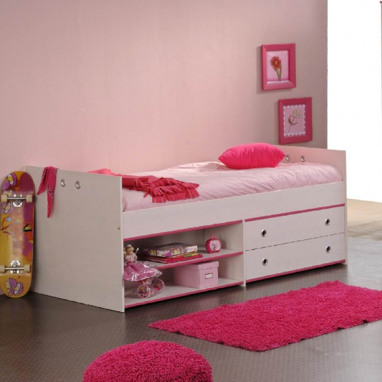 parisot meubles funktionsbett f r ein modernes zuhause home24. Black Bedroom Furniture Sets. Home Design Ideas