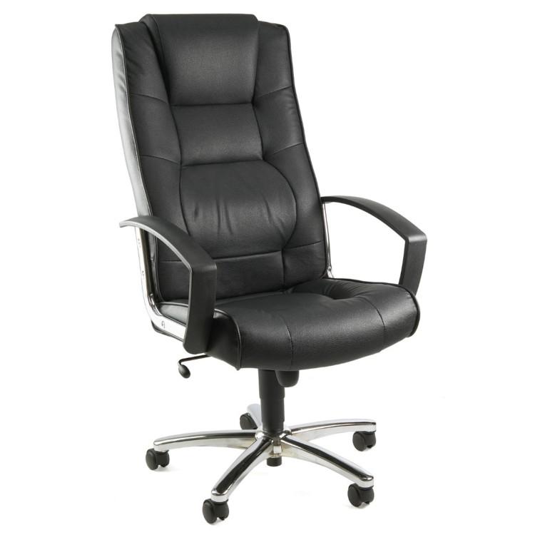 chefsessel ortega echtlederbezug home24. Black Bedroom Furniture Sets. Home Design Ideas