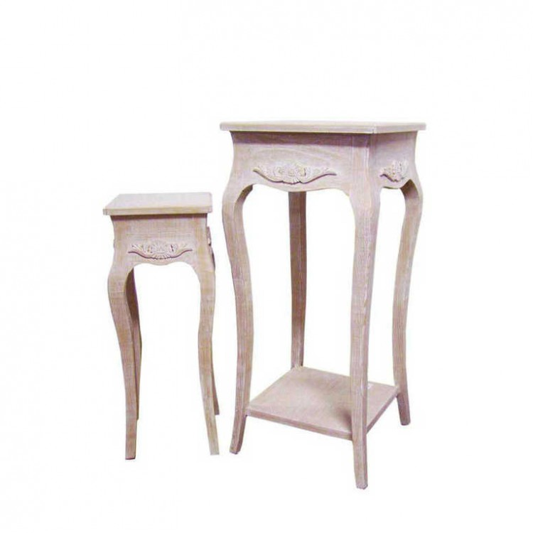 beistelltisch toronto set 2 teilig antique beige home24. Black Bedroom Furniture Sets. Home Design Ideas