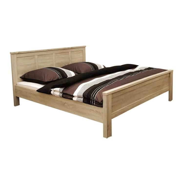 bett acasa hohes fu teil home24. Black Bedroom Furniture Sets. Home Design Ideas