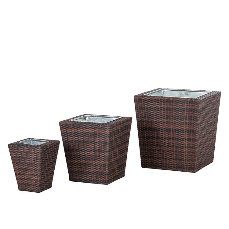 blumenk bel paradise lounge 3 teilig in braun online. Black Bedroom Furniture Sets. Home Design Ideas