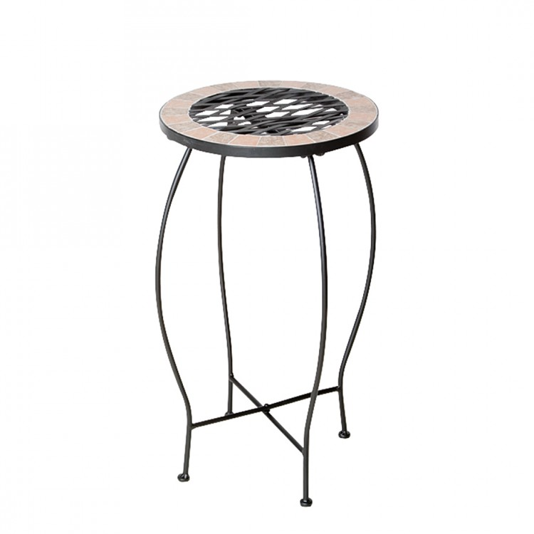 blumenst nder finca eisen keramik home24. Black Bedroom Furniture Sets. Home Design Ideas