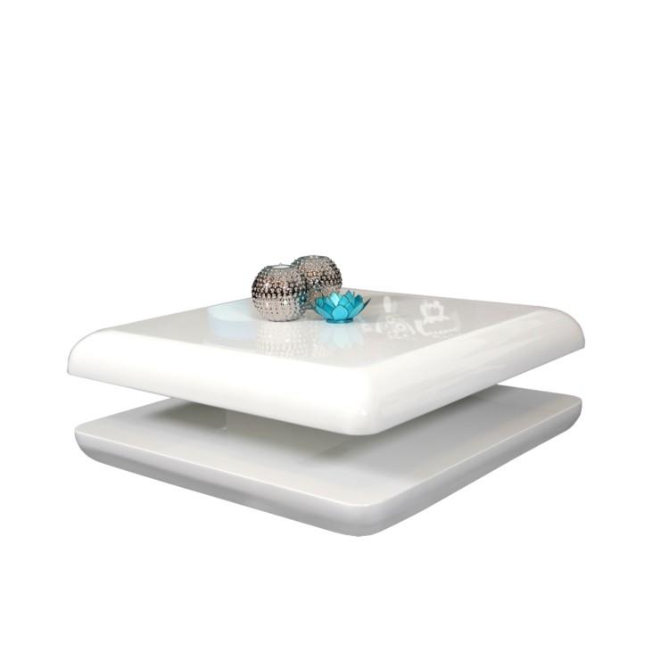 couchtisch carry hochglanz wei home24. Black Bedroom Furniture Sets. Home Design Ideas