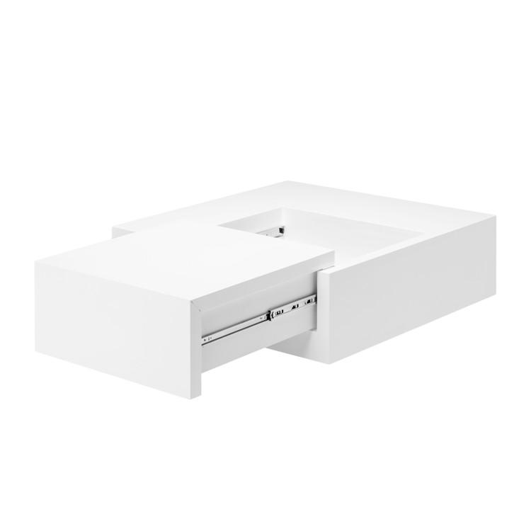 couchtisch easy ausziehbar home24. Black Bedroom Furniture Sets. Home Design Ideas