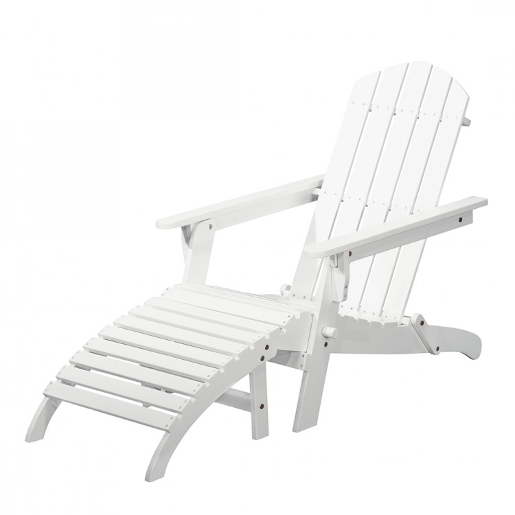 deckchair akazie massiv wei sonnenstuhl sonnenliege holz garten liege stuhl neu ebay. Black Bedroom Furniture Sets. Home Design Ideas