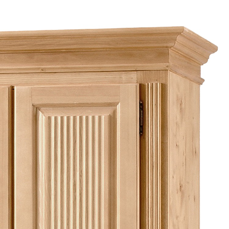 armoire de vestibule friedrich iii pin massif lessiv. Black Bedroom Furniture Sets. Home Design Ideas