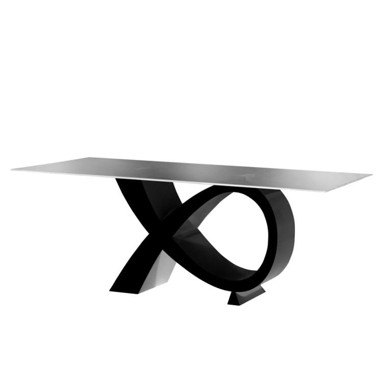 m bel exclusive esstisch f r ein modernes heim home24. Black Bedroom Furniture Sets. Home Design Ideas