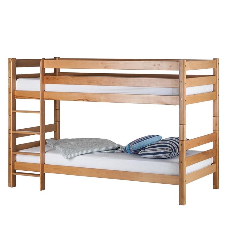 etagenbett buche massivholz hochbett kinderbett doppel stockbett kinder bett neu ebay. Black Bedroom Furniture Sets. Home Design Ideas