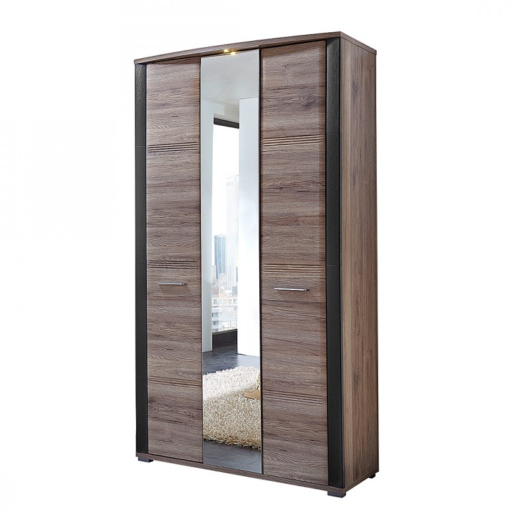 garderobenschrank von modoform bei home24 bestellen home24. Black Bedroom Furniture Sets. Home Design Ideas
