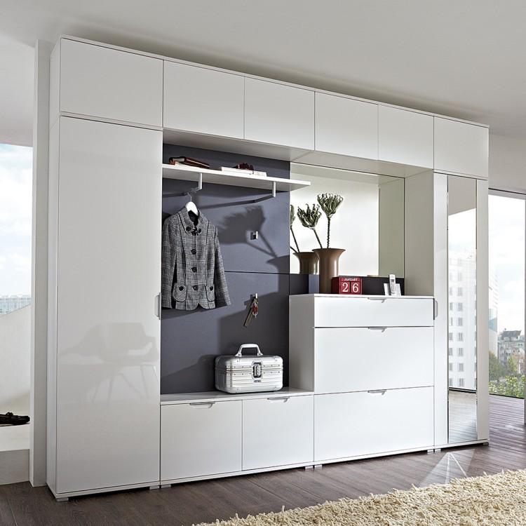 top square garderobenschrank f r ein modernes zuhause home24. Black Bedroom Furniture Sets. Home Design Ideas