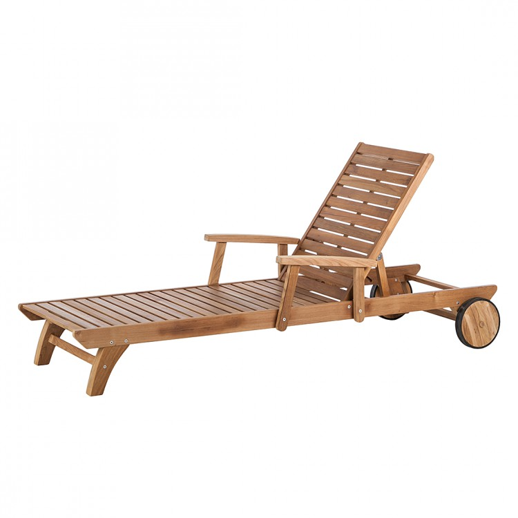 gartenliege sonnenliege teak holz massiv garten terrasse sonnen liege stuhl neu ebay. Black Bedroom Furniture Sets. Home Design Ideas