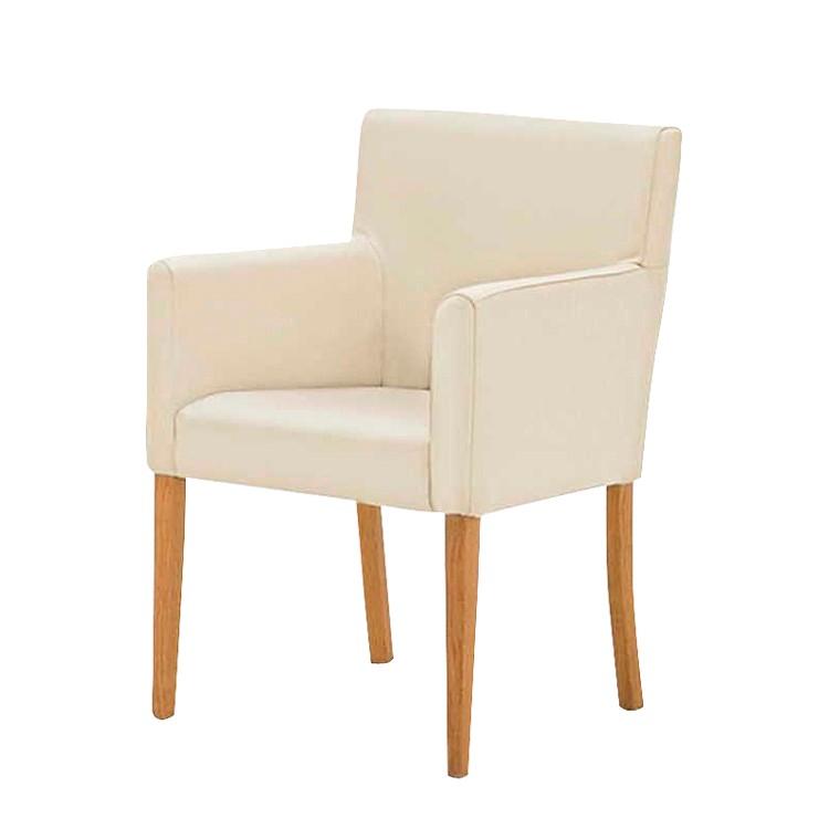 neu colonialsessel echtleder creme top leder sessel. Black Bedroom Furniture Sets. Home Design Ideas