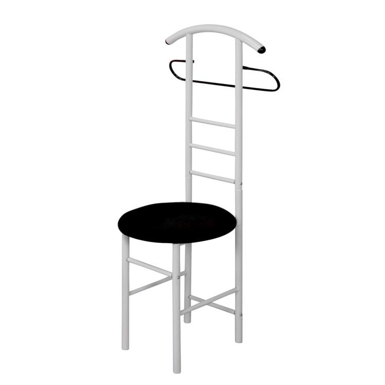 herrendiener wilhelm kunstleder schwarz home24. Black Bedroom Furniture Sets. Home Design Ideas