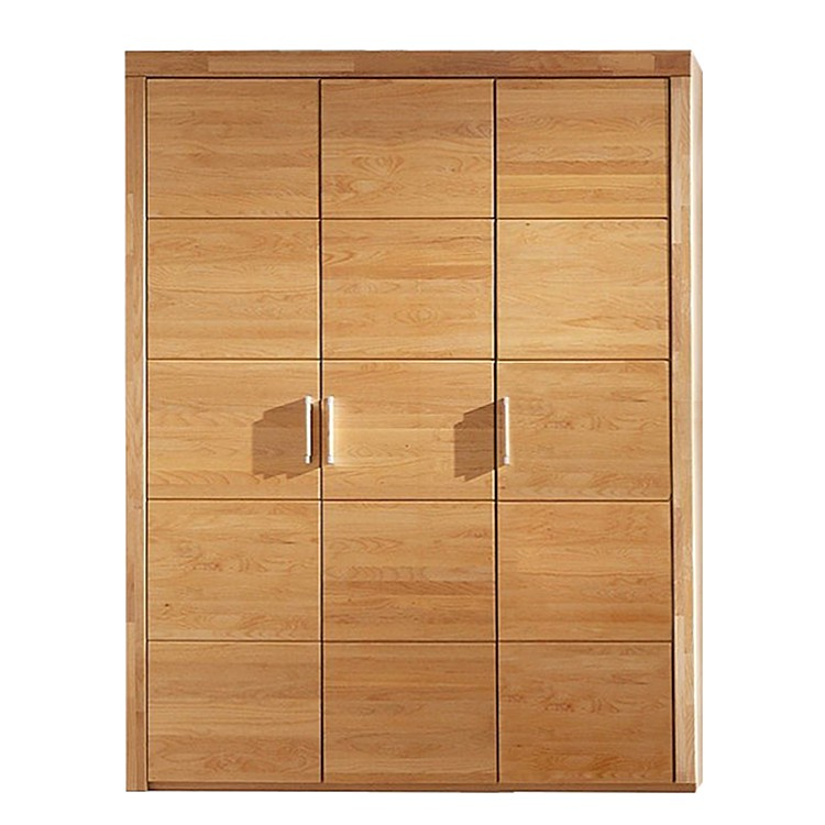 kleiderschrank maxi eleven erle massiv home24. Black Bedroom Furniture Sets. Home Design Ideas