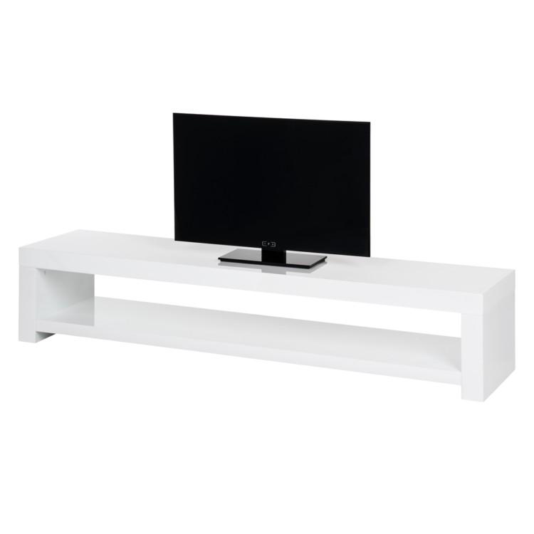 tv lowboard kopenhagen wei home24. Black Bedroom Furniture Sets. Home Design Ideas