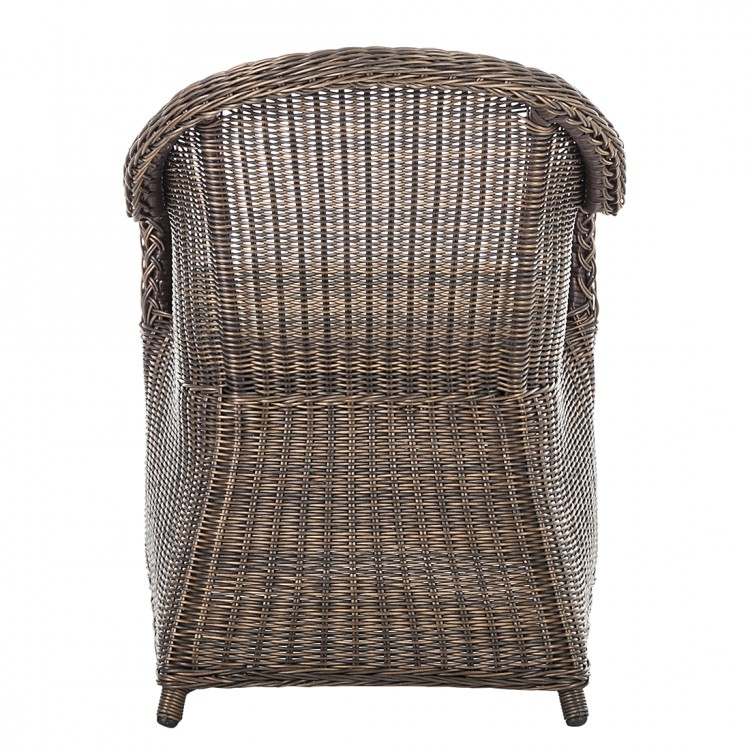 korbsessel neo antique polyrattan sitzkissen kaufen home24. Black Bedroom Furniture Sets. Home Design Ideas