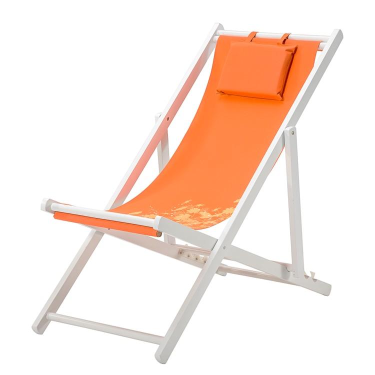 liegestuhl holz wei versch farben sonnenliege deckchair garten klappstuhl neu ebay. Black Bedroom Furniture Sets. Home Design Ideas