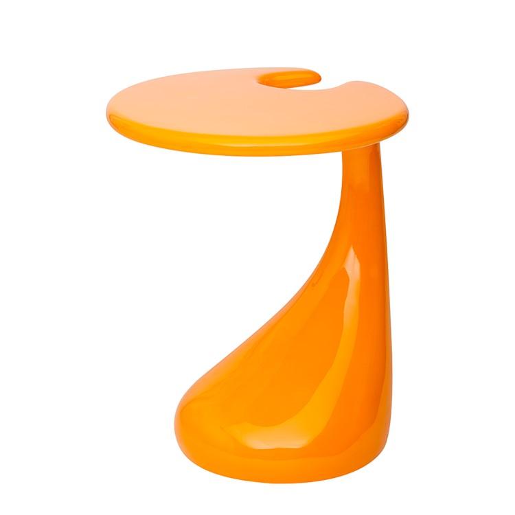 Beistelltisch nice retro home24 for Beistelltisch orange
