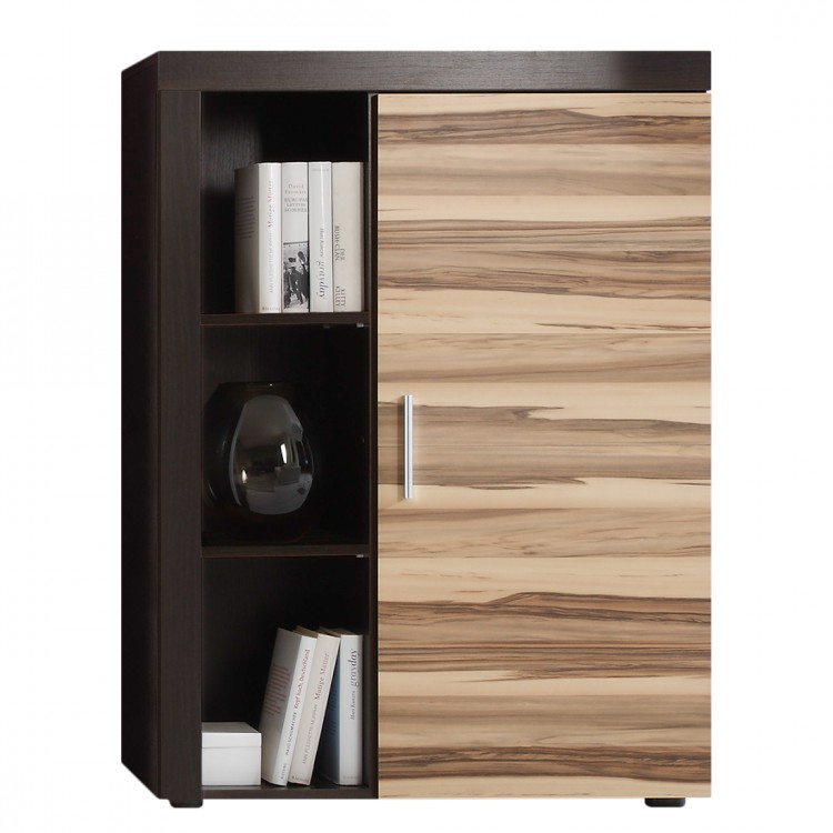 nore highboard wenge baltimore walnuss home24. Black Bedroom Furniture Sets. Home Design Ideas