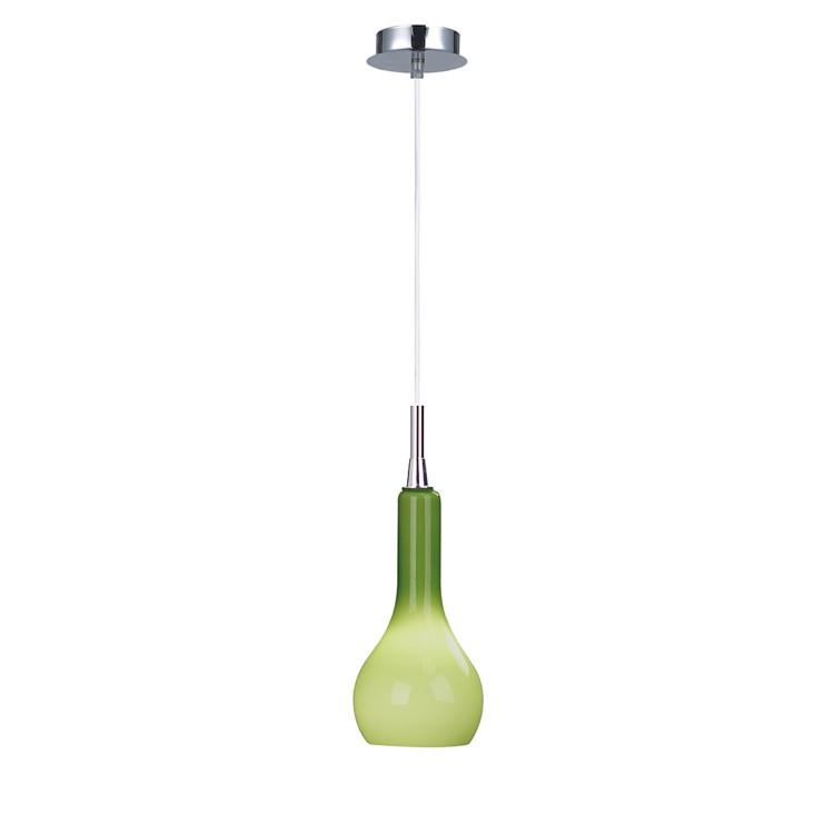 pendelleuchte ripasso metall glas gr n home24. Black Bedroom Furniture Sets. Home Design Ideas