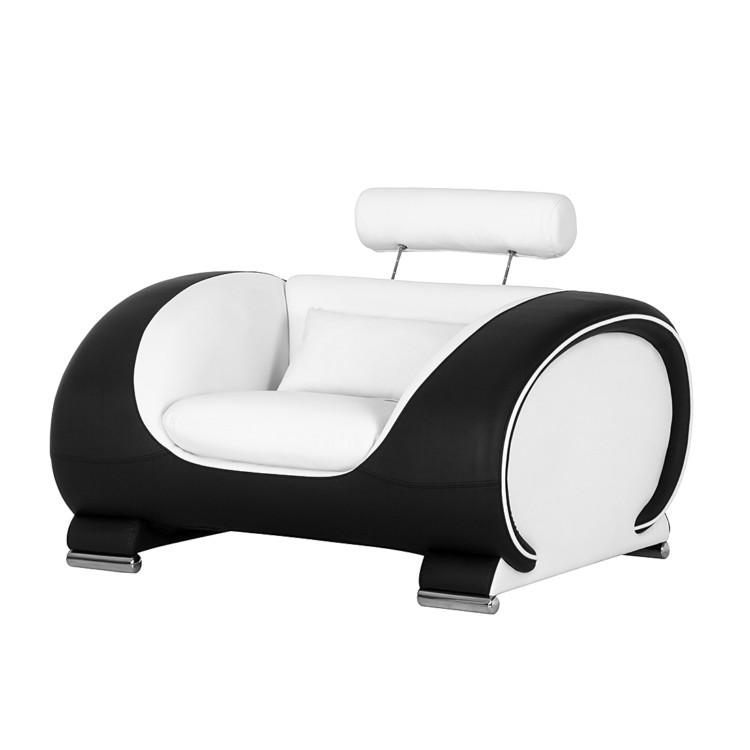 polsterset moana 3 teilig in wei online kaufen home24. Black Bedroom Furniture Sets. Home Design Ideas